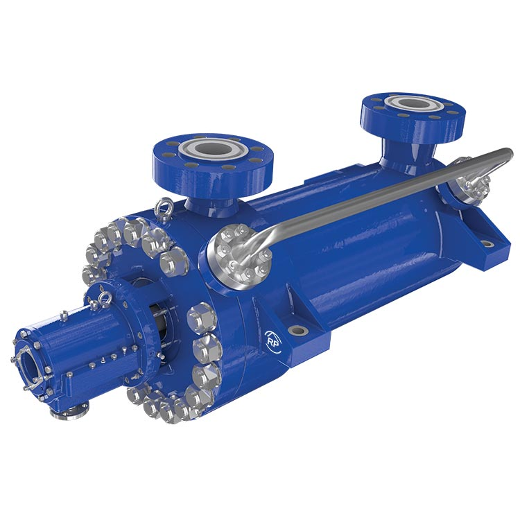 ADC Jet Water Pump for Hydraulic Decoking Systems
