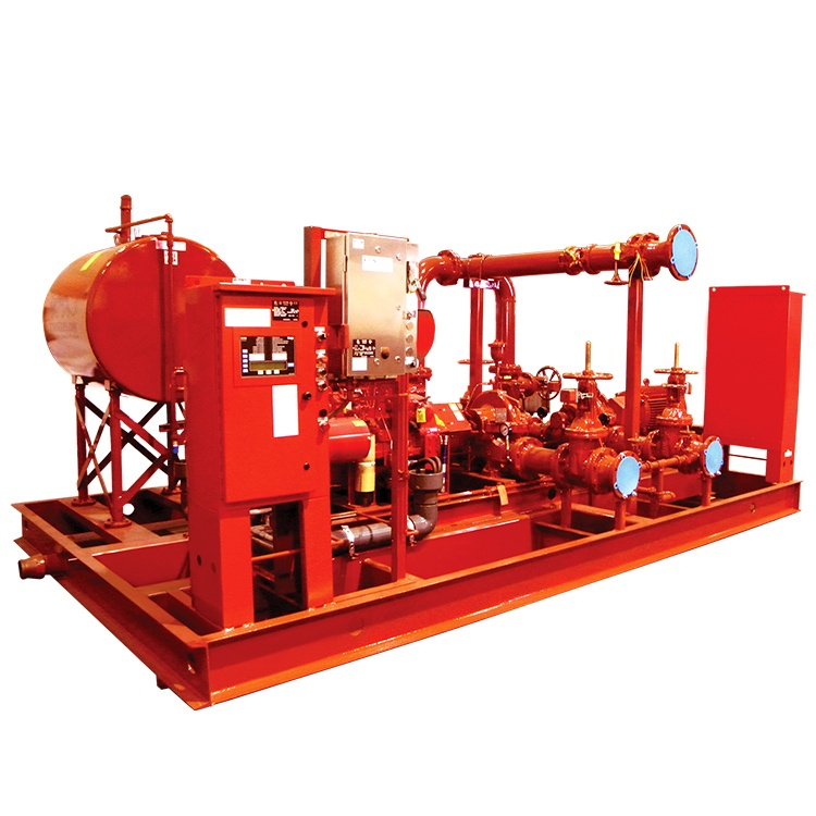HSC Electric Skid Fire System by RP