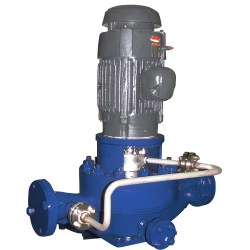 SPN Vertical In-Line API610 Centrifugal Pump