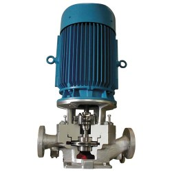 SPN Heavy-Duty Vertical In-Line Pump