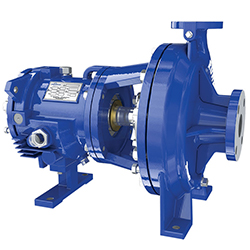 CPO ANSI Process Pump by Ruhrpumpen