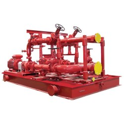 End Suction Jockey Pump by RP