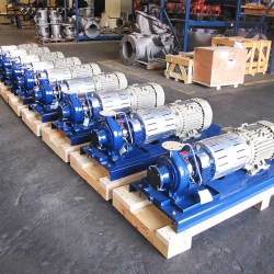 CPP Process Pumps by Ruhrpumpen