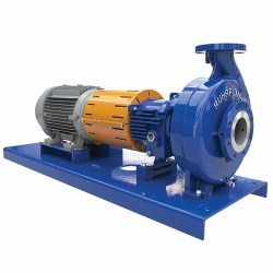CPP Process Pump by Ruhrpumpen