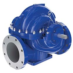 HSD horizontal split case pump