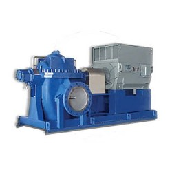 HSR pump by Ruhrpumpen single stage horizontal split case pump