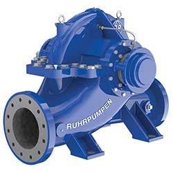 ZW pump - horizontal, single stage, split case pump
