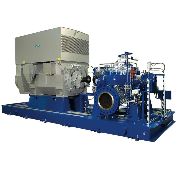 ZM Axially Split Case API 610 Horizontal Pump (BB1 type)