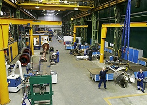 Ruhrpumpen Service Center Germany