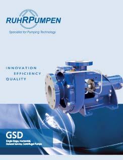 Brochure GSD pump
