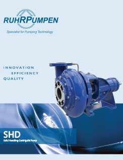 SHD Solid Handling Pump Brochure - EN