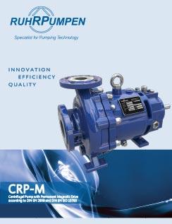 CRP Mag Drive Pump Brochure - EN