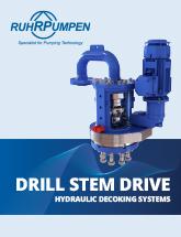 Drill Stem Drive Brochure