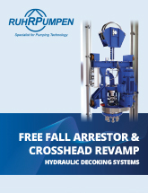 Crosshead with Free Fall Arrestor Brochure Download