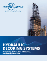 Ruhrpumpen Hydraulic Decoking Systems Brochure