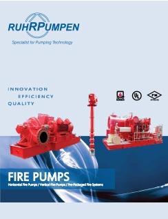 Fire Pumps Brochure - EN