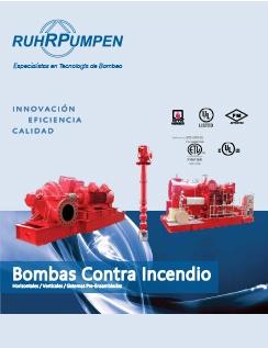 Bombas Contra Incendio Brochure - ES