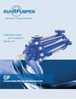 GP Ring-Section Type Process Pump Brochure