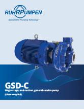 GSD-C Pump Brochure - EN