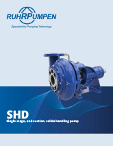 SHD Solids handling pump Brochure Download