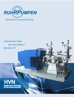 HVN Pump Brochure - EN