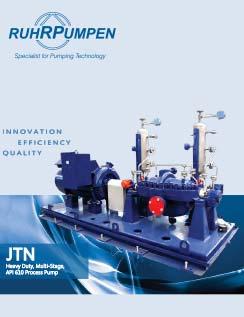 JTN Pump Brochure - EN