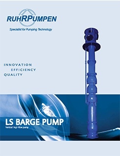 LS Barge Vertical High Flow Pump Brochure