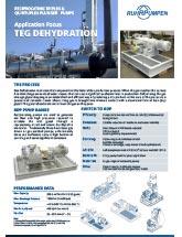 RDP Application Brochure - Gas Dehydration