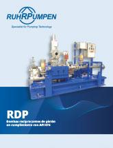 RDP Bombas Reciprocantes - ES