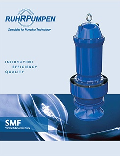 SMF Submersible Vertical Pump Brochure - EN