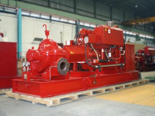 Fire Pump - 1